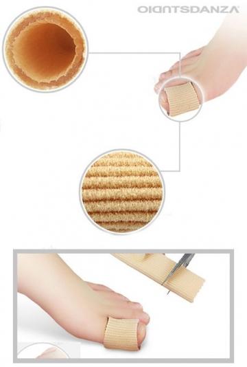Tube de silicone pour la protection des doigts TUB2