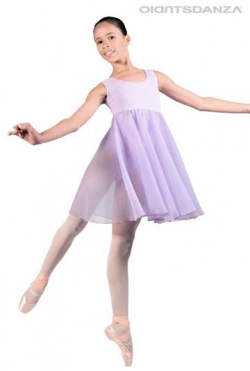 Tunique de danse fille