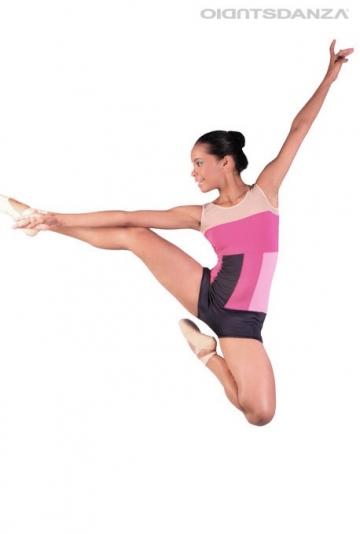 Combishort de danse contemporaine C2817