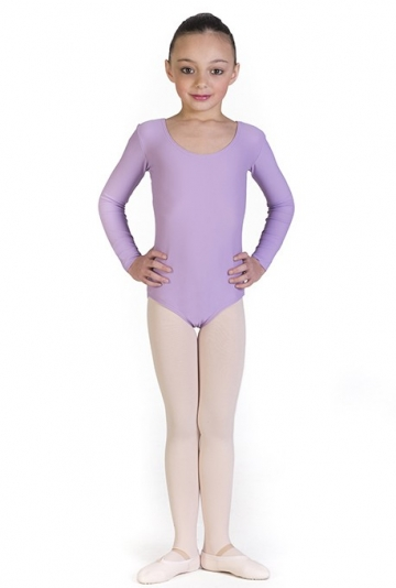 Body danza con bretelle Lucille -