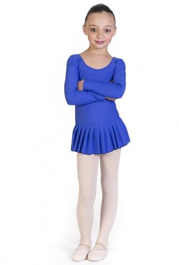 Tunique de danse à manches longues B441