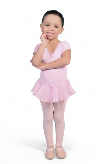 Justaucorps pour la danse classique petite fille