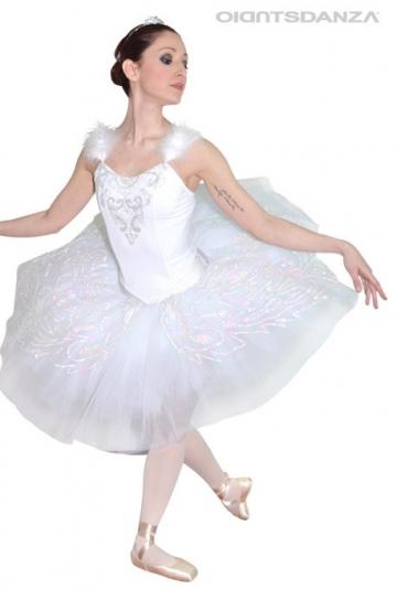 Costume De Cygne Blanc C2670