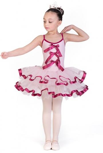 Tutu de danse fille C2689