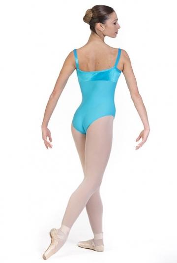 Body de danse en velours B7002