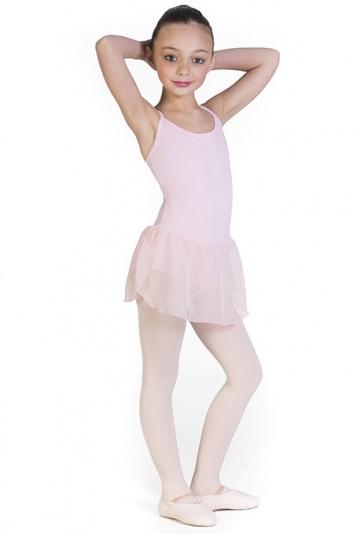 Corps de jupe de danse pour les filles