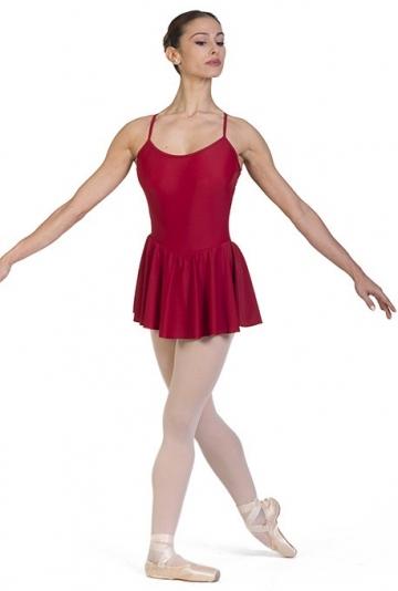 Justaucorps avec une jupe de ballet B1017