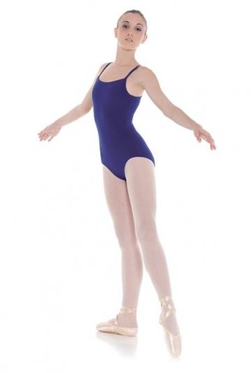 Danse des corps en lycra ou en coton avec bretelles