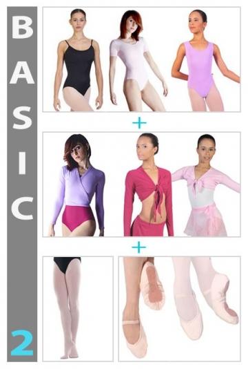 Pack de danse classique Basic 2