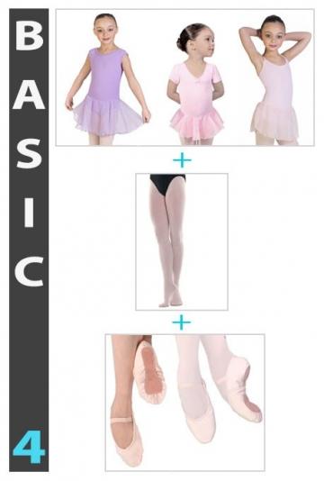 Pack de danse classique Basic 4