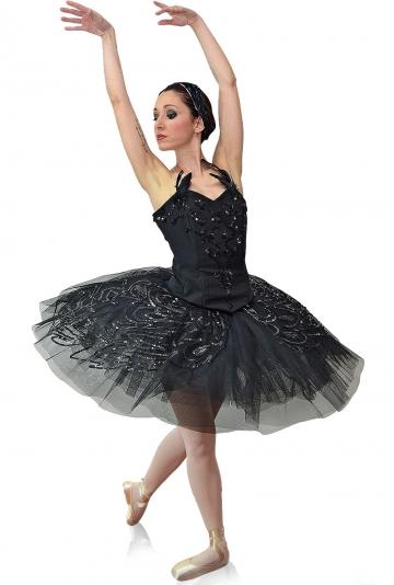 Costume de danse du cygne noir