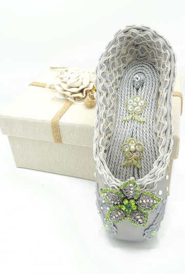 Pointe shoe art Two