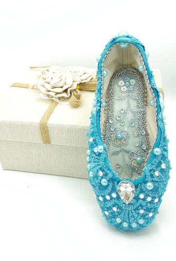 Pointe shoes art Ten