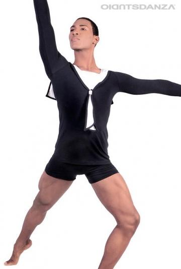 Le Costume et la danse pour un homme