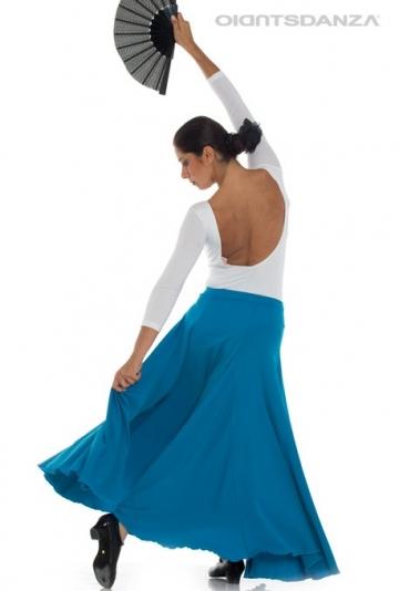 Flamenco jupes double roues FL 2027